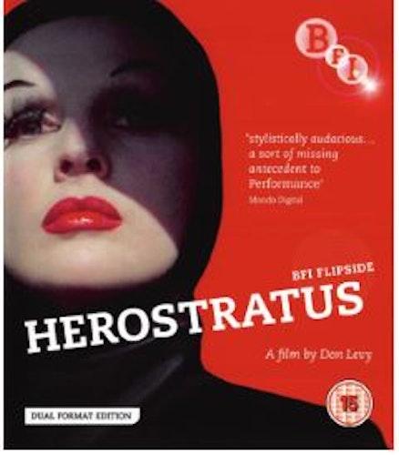 Herostratus Blu-Ray + DVD (import)