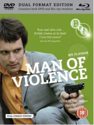 Man Of Violence Blu-Ray + DVD (import)