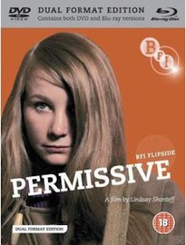 Permissive Blu-Ray + DVD (import)