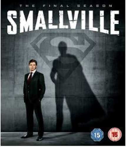 Smallville - Season 10 (Blu-ray) (Import)