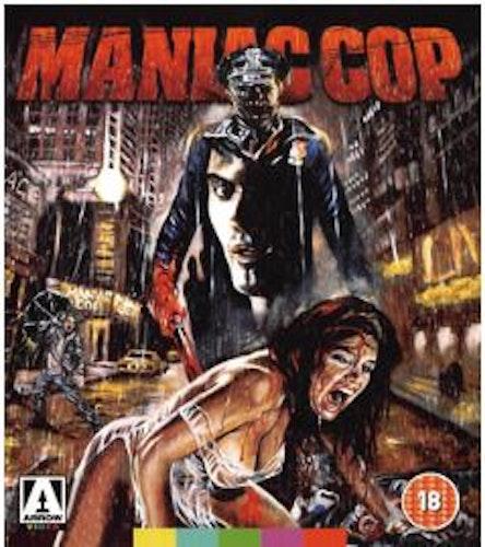 Maniac Cop (Blu-ray) (Import)