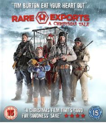 Rare exports: A christmas tale (Blu-ray) (Import)