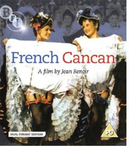 French Cancan (Blu-ray + DVD) (Import)