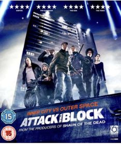Attack the block (Blu-ray) (Import)