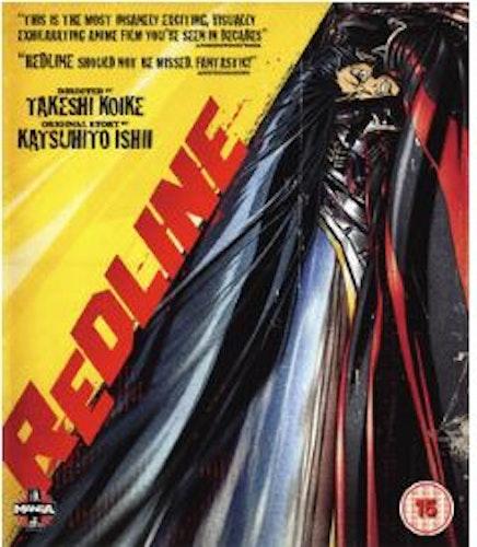 Redline (Blu-ray) (Import)
