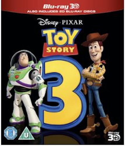 Toy Story 3 3D Blu-Ray (import)