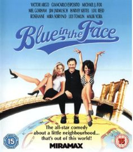 Blue in the Face bluray (Import)