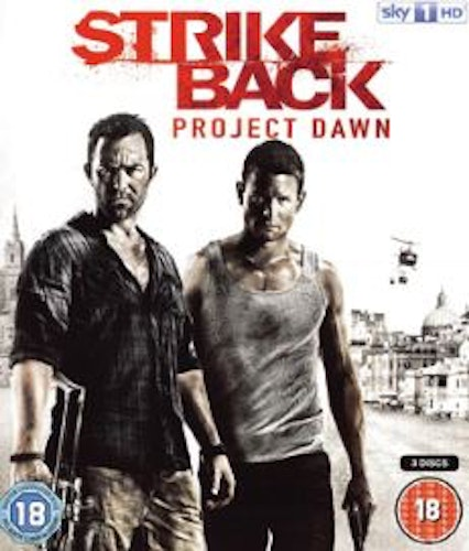 Strike Back - Säsong 1: Project Dawn bluray (import)