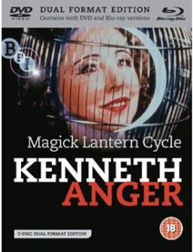Kenneth Anger: Magick lantern cycle (Blu-ray) (Import)