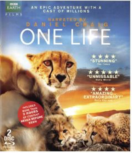 One Life Blu-Ray (import)