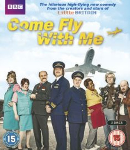 Come fly with me - Series 1 (Blu-ray) (Import)