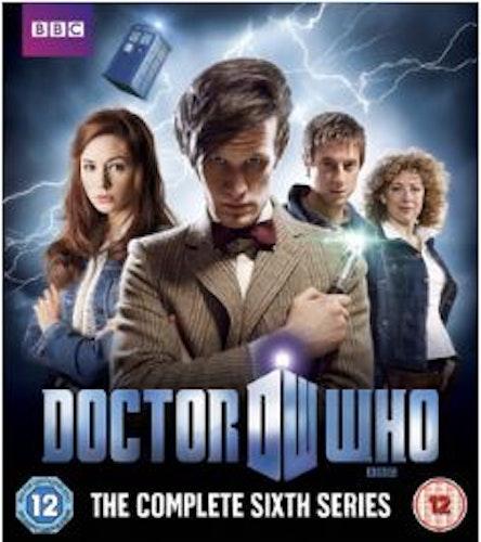 Doctor Who - New series: Season 6 (Blu-ray) (Import)