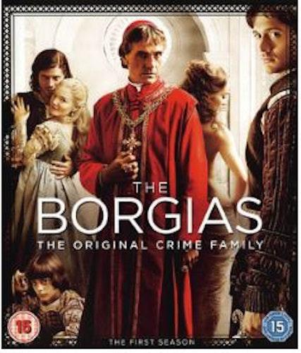 The Borgias - Season 1 (Blu-ray) (Import)