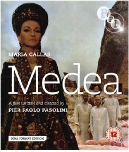 Medea (1969) (Blu-ray+DVD) (Import)