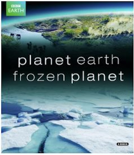 Planet Earth+Frozen Planet (Blu-ray) (Import)