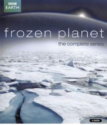 Frozen Planet (Blu-ray) (Import)