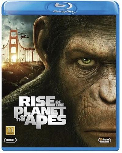 Apornas Planet 1 - (R)evolution (2011) (Blu-ray)