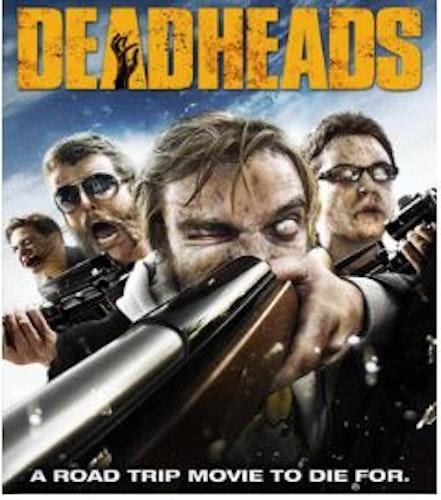Deadheads Blu-Ray (import)