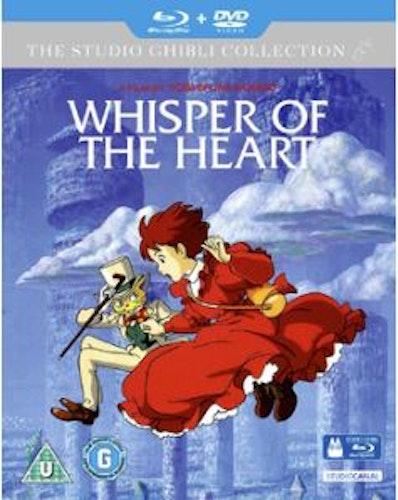 Whisper of the heart (Blu-ray + DVD) (Import)