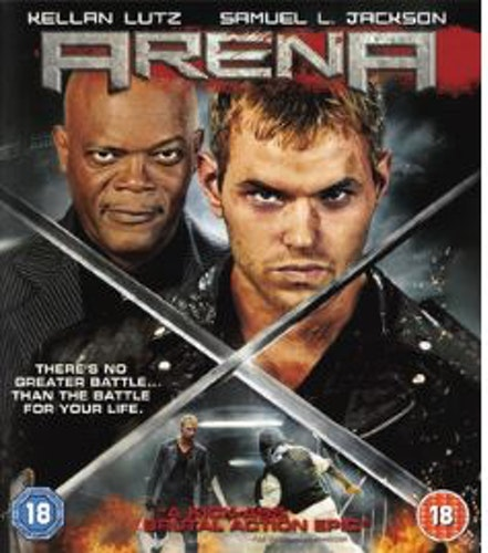 Arena bluray (import)
