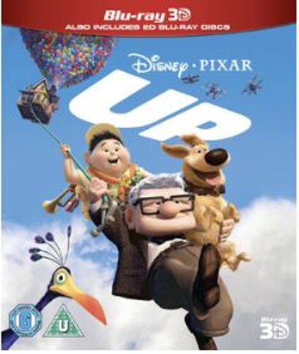 Upp 3D Blu-Ray (import)