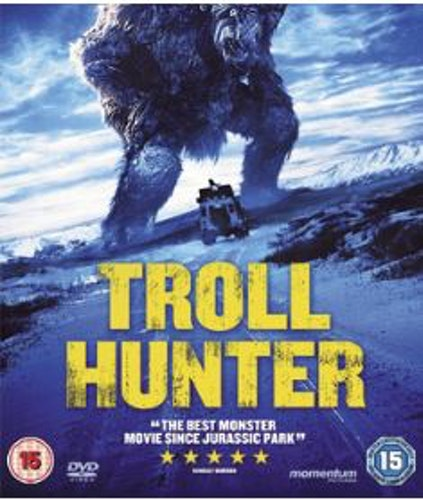 Troll Hunter (Blu-ray) (Import)
