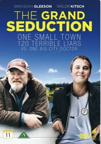 Grand Seduction DVD UTGÅENDE