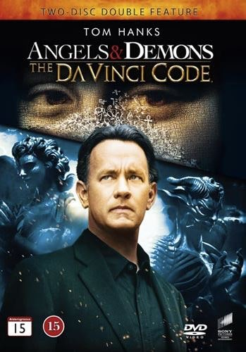 Angels & Demons + The Da Vinci Code DVD UTGÅENDE