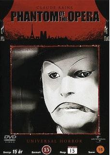Phantom of the Opera (1943) DVD UTGÅENDE
