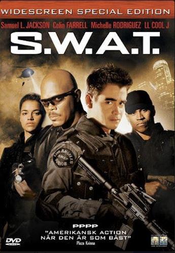 S.W.A.T DVD UTGÅENDE