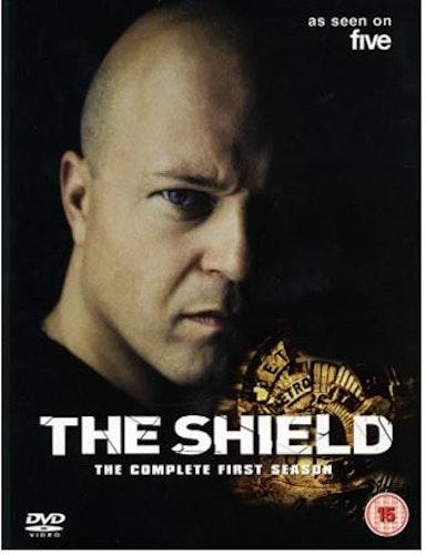 The Shield Säsong 1 DVD UTGÅENDE