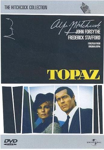 Topaz DVD UTGÅENDE