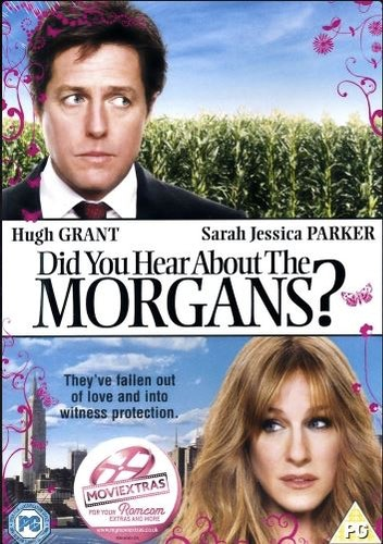 Did You Hear About the Morgans? DVD UTGÅENDE