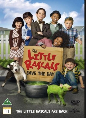 The Little Rascals Save the Day DVD UTGÅENDE
