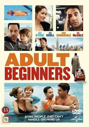 Adult Beginners DVD UTGÅENDE