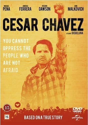 Cesar Chavez DVD UTGÅENDE