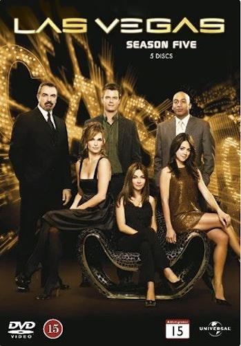 Las Vegas - Säsong 5 DVD UTGÅENDE