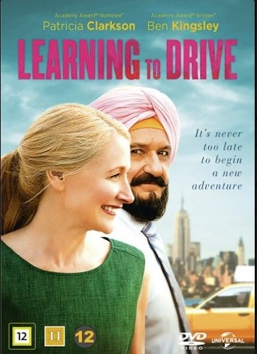 Learning to Drive DVD UTGÅENDE