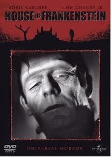 House of Frankenstein DVD 1944 UTGÅENDE