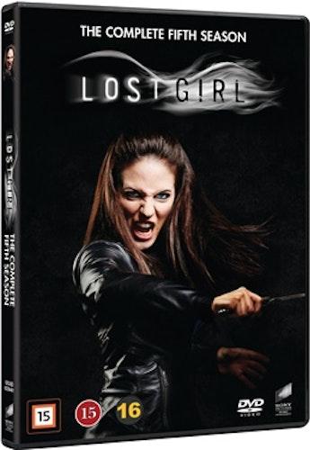 Lost Girl - Säsong 5 DVD UTGÅENDE