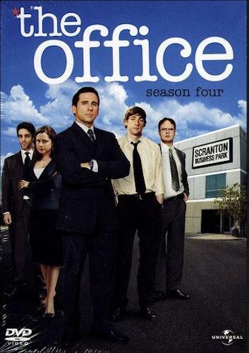 The Office USA - Säsong 4 DVD UTGÅENDE