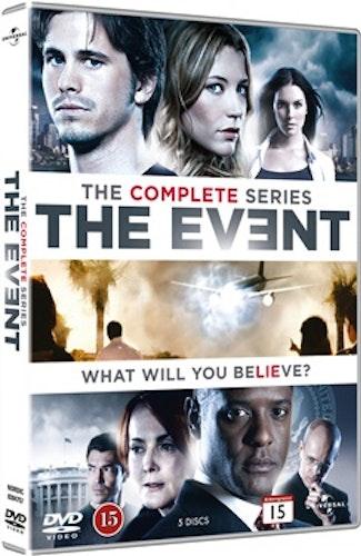 The Event - Säsong 1 DVD UTGÅENDE