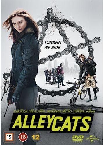 Alleycats DVD UTGÅENDE