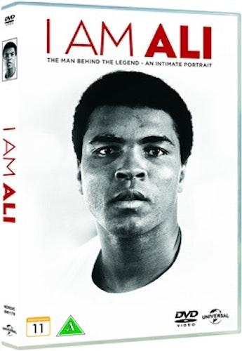 I Am Ali DVD UTGÅENDE