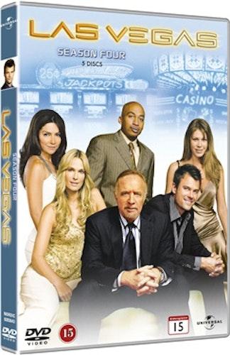 Las Vegas - Säsong 4 DVD UTGÅENDE
