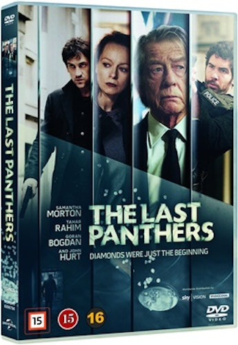The Last Panthers - Säsong 1 DVD UTGÅENDE
