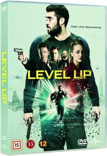 Level Up DVD UTGÅENDE