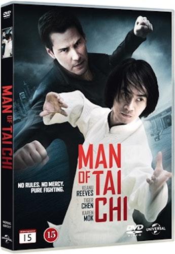 Man of Tai Chi DVD UTGÅENDE