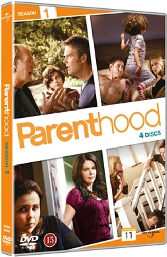 Parenthood - Säsong 1 DVD UTGÅENDE