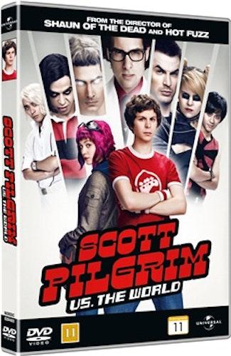 Scott Pilgrim vs. the World DVD UTGÅENDE